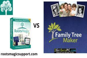 RootsMagic App Vs Family Tree Maker