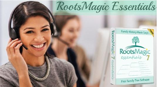 RootsMagic Software