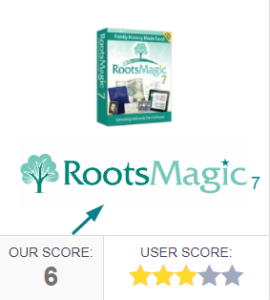 RootsMagic 7 reviews