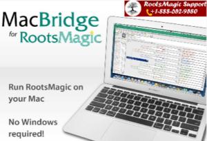 RootsMagic For Mac