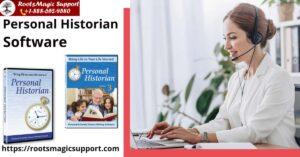 Personal Historian